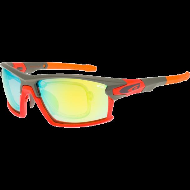 Goggle E558-3PR Revo og Polaroid linser med optisk indsats