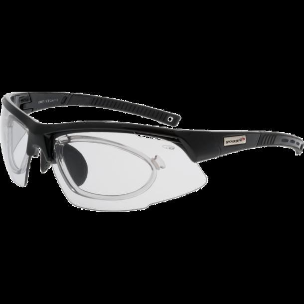 Goggle E867-1R Fotokromiske linser og optisk indsats.
