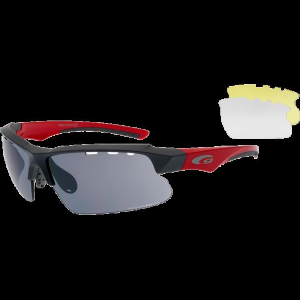 Goggle T579-4 incl. 3 sæt Fog Block linser