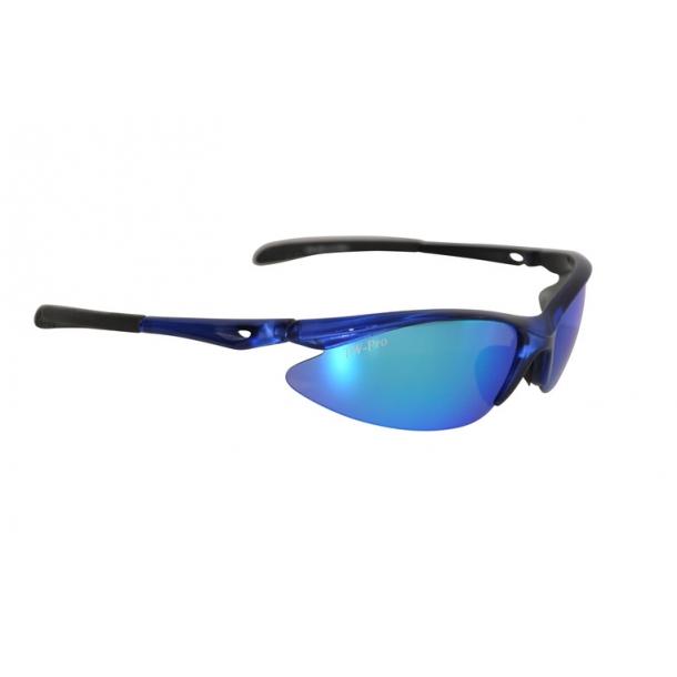 TW-335-L2 TR-90 Blue løbesolbrille - cykelsolbrille