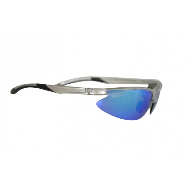 TW-371-L3 TR-90 Blue Løbesolbrille - cykelsolbrille