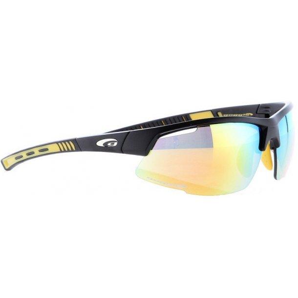 Goggle E866-1 incl. 3 sæt linser.