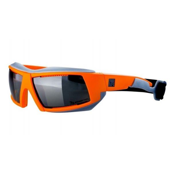 Armour Shark Polaroid Mat Orange incl. 2 sæt linser