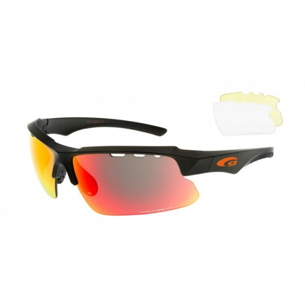 Goggle T579-1 Revo incl. 3 sæt linser