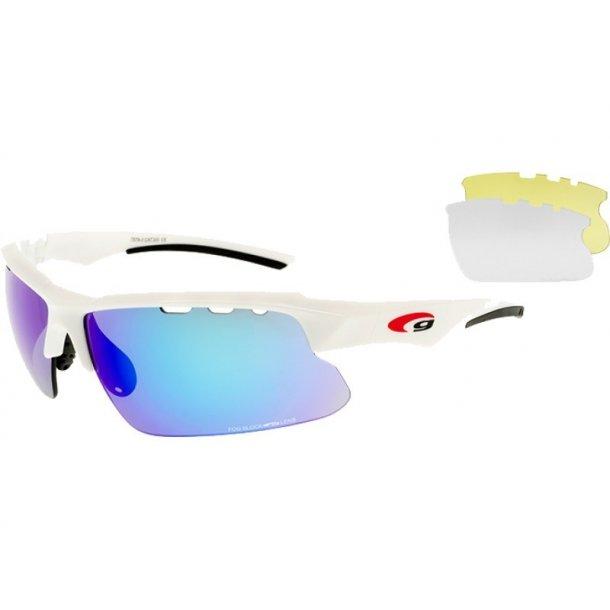 Goggle T579-3 Revo incl. 3 sæt linser